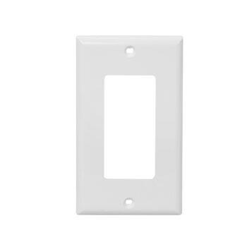 1-Gang STD Decorator Device Wall Plate-Urea