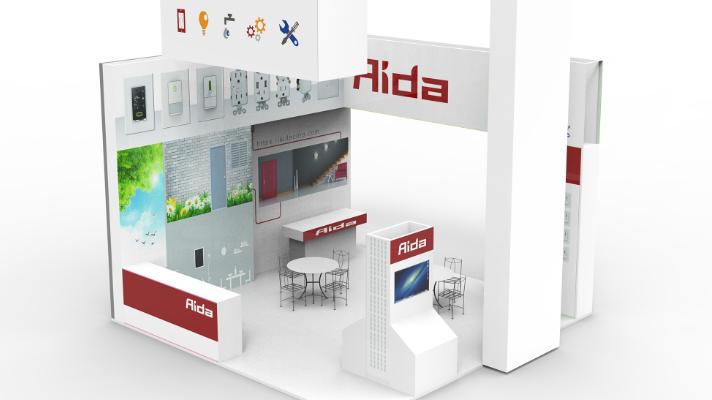 AIDA Booth