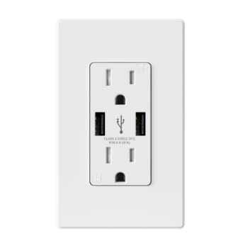 5.4 AMP USB Charger Dual Type A